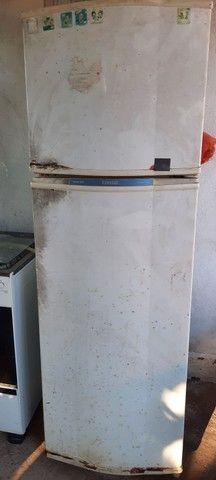 Fogão 6 bocas + geladeira + sofá opcional  - Foto 5