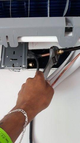 Instalação e manutenção de ar condicionado  - Foto 4