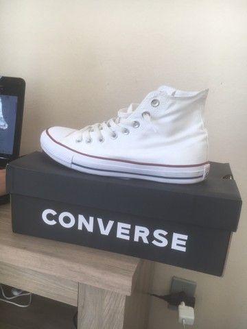 Converse All Star Branco 39