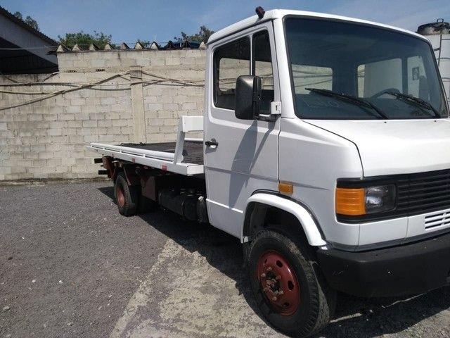 Caminhão 914 guincho - Foto 3