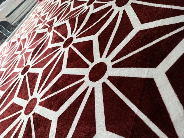 Tapetes Super Luxo Geometrico - Foto 3