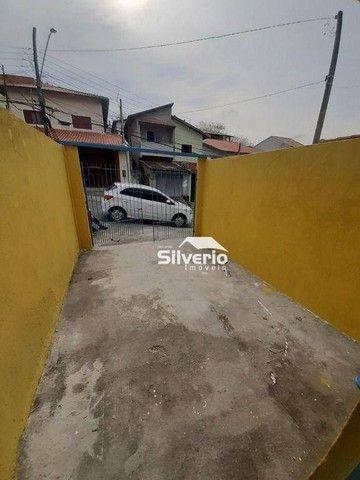 Casa para alugar, 80 m² por R$ 900,00/mês - Parque Interlagos - São José dos Campos/SP - Foto 4