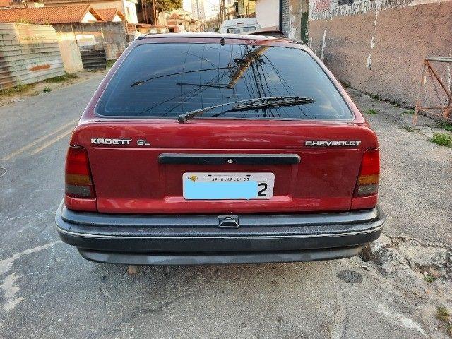 Chevrolet Kadett Hatch GL 1.8 / 1995 / Álcool - Foto 3