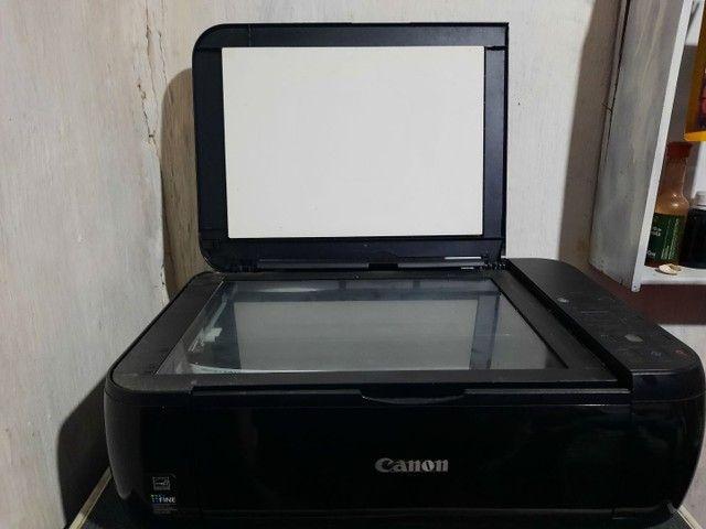 Impressora canon - Foto 2