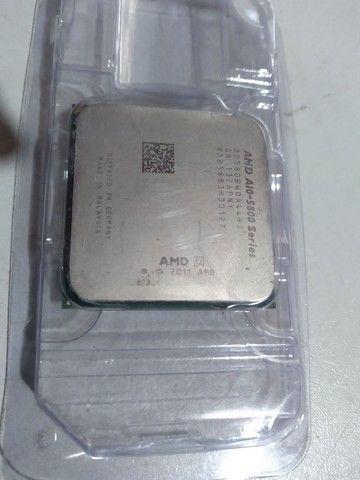 Processador Amd A10 FM2