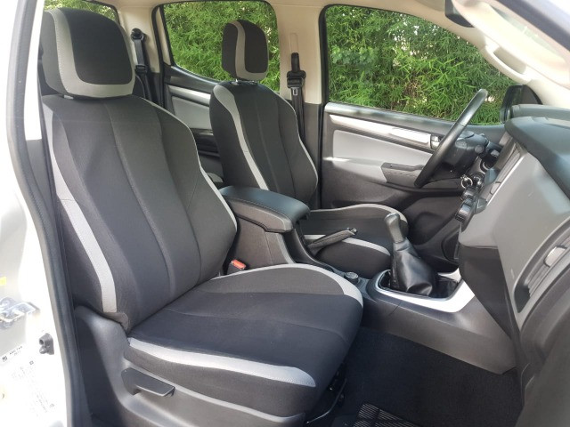 Chevrolet S10 2.8 LT Cabine Dupla 4x4 Turbo Diesel 2017 Cambio Manual - Foto 15
