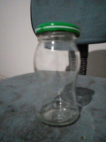 Vendo potes de vidro usado