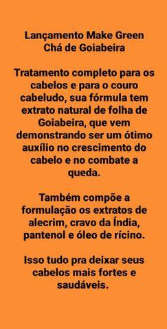 Chá de goiabeira,Fortalecimento Capilar, kit Crescimento  - Foto 2