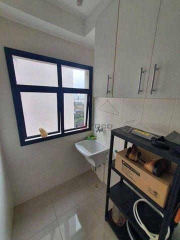 Apartamento com 1 dormitório à venda, 47 m² por R$ 320.000 - Jardim Aquarius - São José do - Foto 6