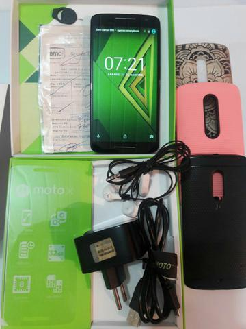 Moto X Play 32gb Completo NOTA FISCAL