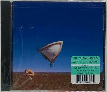 5 CDS e 1 dvd the cranberries