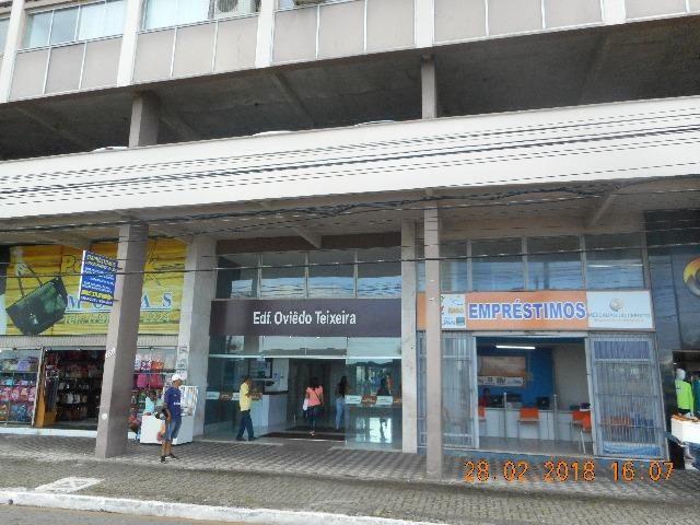 Vendo sala comercial no edificio oviedo teixeira bairro centro