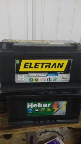 Bateria de 95 ah garantia de 3 meses