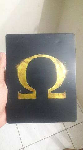 God of War Ascension edição de colecionador