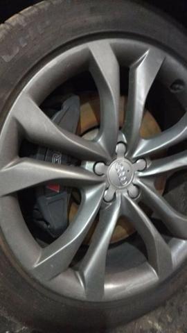 Sucata Audi SQ5 354Cvs 2014/2014 Gasolina - Foto 6