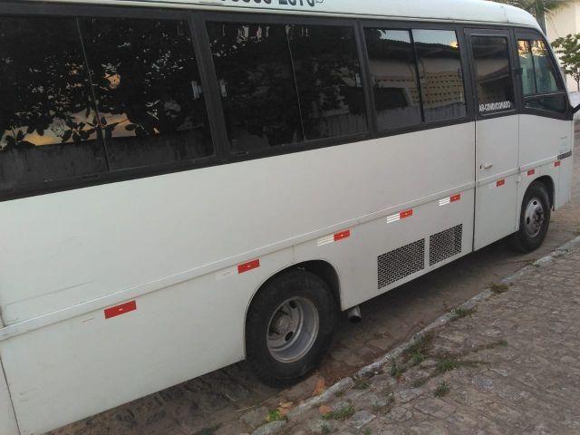 Micro ônibus volare v5