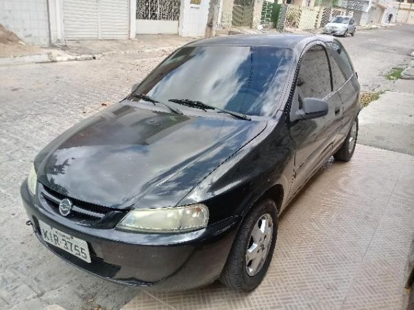 gm - chevrolet celta 2005 com ar,trava e alarme - 2005