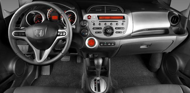 Honda Fit 1,5 EX 13/14 Automático Revisado 2014
