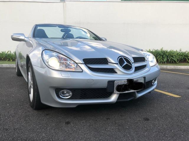 Mercedes-benz Slk-200