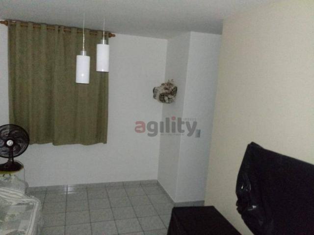 Apartamento com 2 dormitórios à venda, 57 m² por r$ 129.000,00 - capim macio - natal/rn - Foto 17