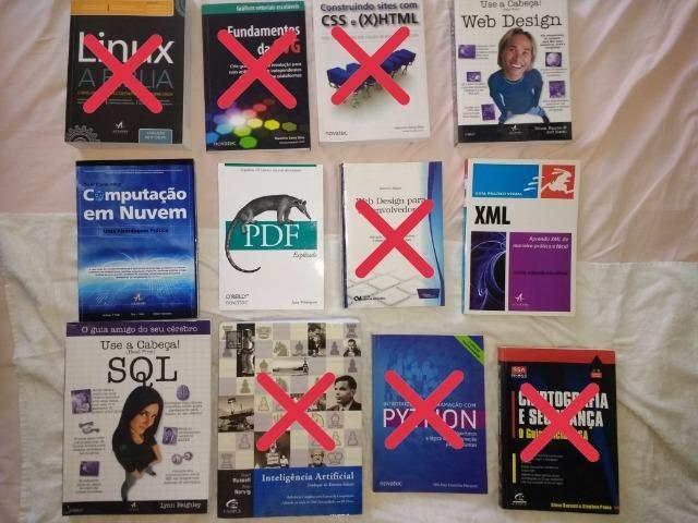Livros de programação e informática - Foto 2