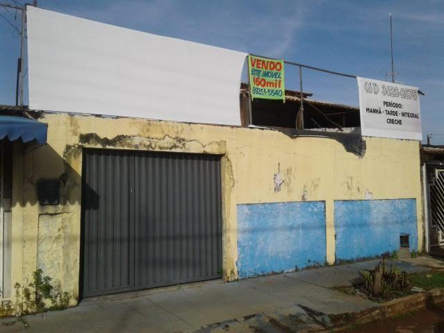 Casa Laje R$ 140 mil -Novo Gama - GO - Foto 2