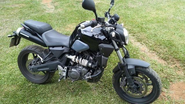 Moto Yamaya MT-03 660Cc