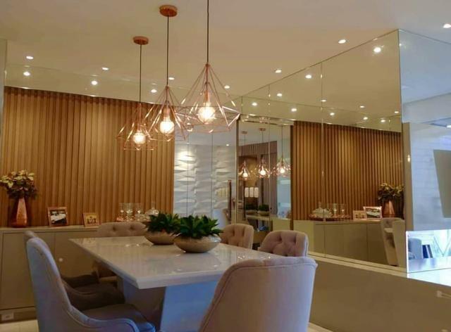 Apartamento 89m2, Nascente.! Alto requinte, luxo e bom gosto.