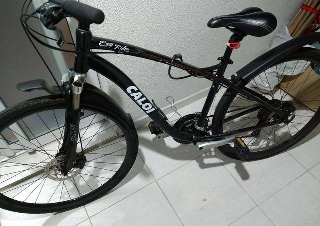 Caloi easy rider preta zero