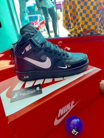 Tênis Nike Airforce OffWhite R$110,00