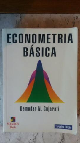 Livros de Econometria - Foto 2