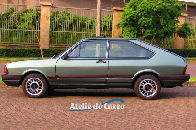 Passat Pointer GTS 1987 - Teto Solar de Fábrica - Original - Ateliê do Carro - Foto 5