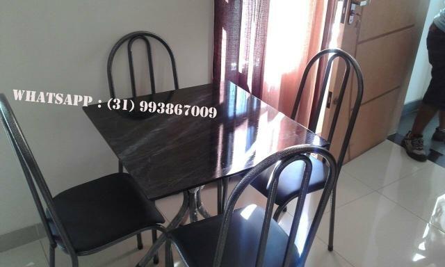 Mesas de 4 Cadeiras Direto Da Fábrica