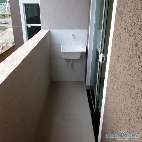 Apartamento à venda com 2 dormitórios em Eucaliptos, Fazenda rio grande cod:152 - Foto 9