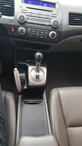 New Civic 2010 automático couro - Foto 6