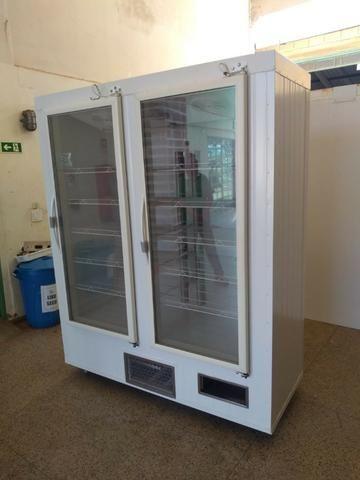 Câmara Fria Modular Tipo Expositora, Modelo EL0806