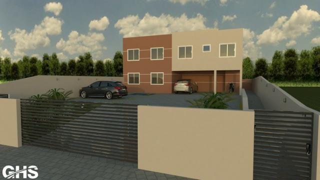 Apartamentos em construcao, bairro cercadinho, cidade campo largo entrada facilitada - Foto 4