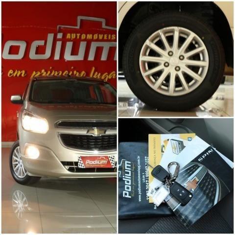 Chevrolet Spin LT 1.8 Flex Automática | Completo 4P - Foto 8