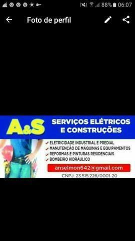 A&S Seviços elétricos e construções