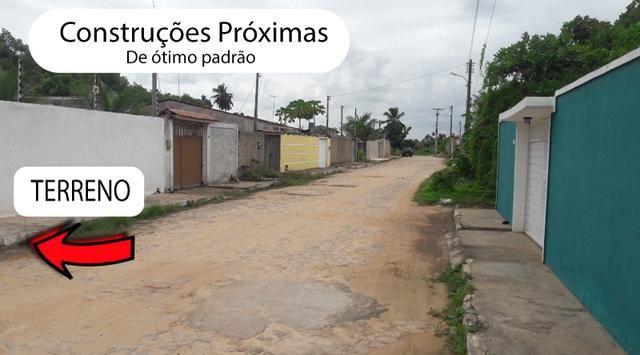Litoral Norte - Barra de Santo Antônio - Ilha da Croa - Em Rua Pavimentada - Foto 3
