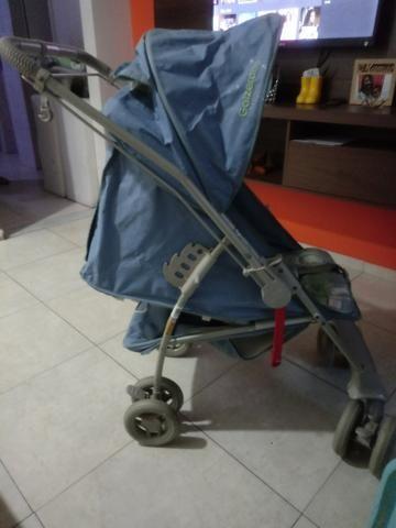 Carrinho de bebê mas bebê conforto - Foto 4