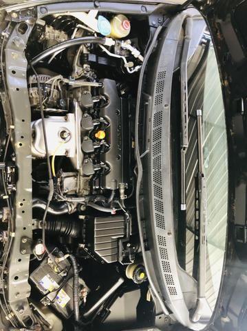 Honda civic 2008 Automático couro GNV G5 Pneus novos Revisado - Foto 9