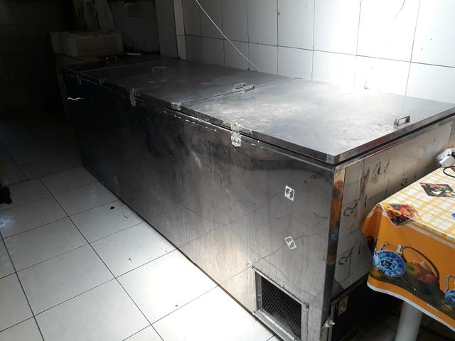 Frizzer Industrial Inox ALASKA