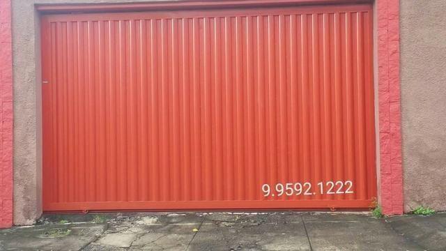 Portão Garagem Pronta Entrega - Direto fabrica toda bh e região - Foto 5