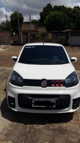 Fiat Uno Sporting 1.4 Flex 8v 5p 2016 - Foto 5