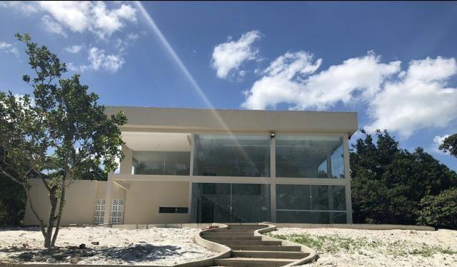 Casa em Aldeia novinha com 05 suítes