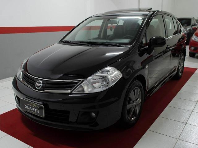 Nissan Tiida 2012 Sl 1.8 Automática - Excelente Estado - Foto 3