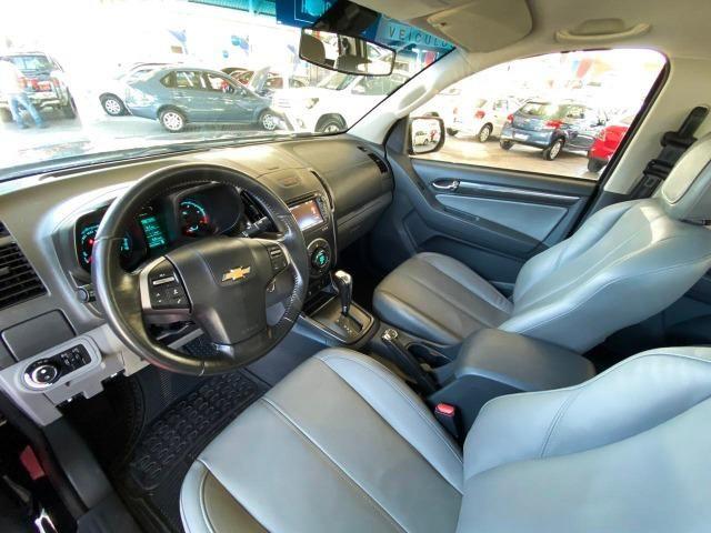 Chevrolet S 10 LTZ 2.8 4x4 Top Impecável 04 Pneus Novos - Foto 8