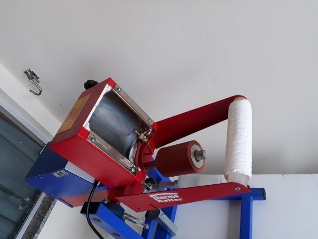 Máquina de Estampar Copos | Transfer completa