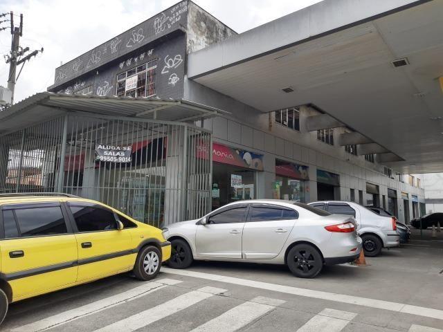 Aluga-se salas comerciais em Posto de Combustíveis na Zona Norte - Foto 4